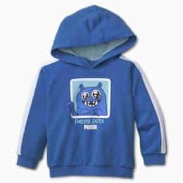 Sudadera con capucha Monster para niños