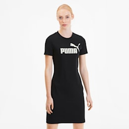 Essentials+ Fitted Damen Kleid, Puma Black, small