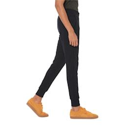 Essentials Men's Sweatpants, Cotton Black, small-IND