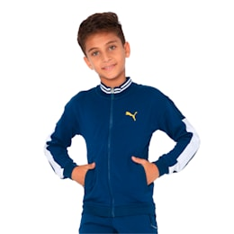 one8 VK Kids' Knitted Sweat Jacket