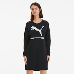 Robe NU-TILITY pour femme, Puma Black, small