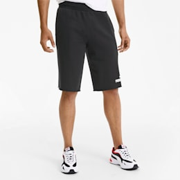 Essentials+ Men's Shorts, Puma Black, small