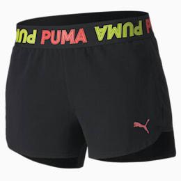 Modern Sports Banded Women's Shorts