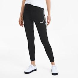 Leggings Amplified para mulher, Puma Black, small