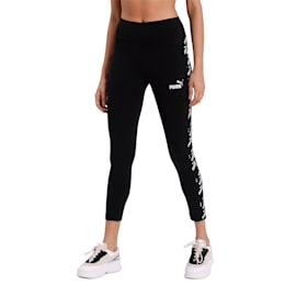 Amplified Leggings, Puma Black, small-IND