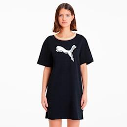 PUMA Celebration Women's Dress, Cotton Black, small-SEA