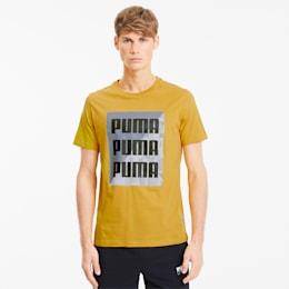 Summer Print Men's Graphic Tee