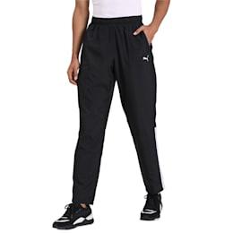 Zippered Woven Pants OP