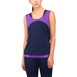 Active Women's Transition Tank Top, ROYAL PURPLE, small-IND