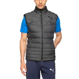 ACTIVE 600 PackLITE Vest M, Puma Black-heather chambray, small-IND