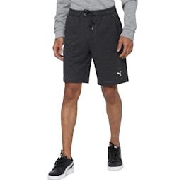 Zippered Jersey Shorts 8