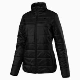 Women's Padded Jacket, Puma Black, small-IND