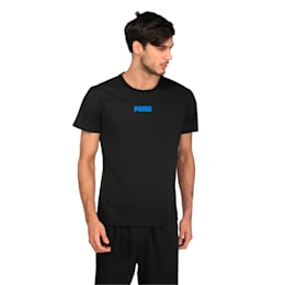 Active Tec Shape Tee, Puma Black, small-IND