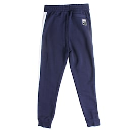 Boys' Classic T7 Track Pants, Peacoat, small-IND