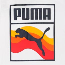 PUMA Summer Brand Tee, Puma White, small-IND