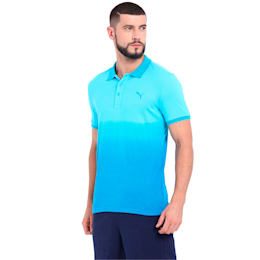 Ombre Polo, Lapis Blue-Blue Depths, small-IND