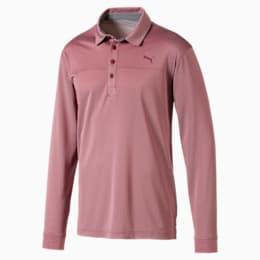 Long Sleeve Men's Golf Polo