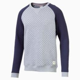 Gestepptes Herren Golf Sweatshirt