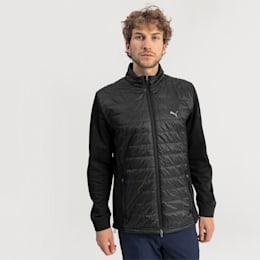 Vatteret Primaloft® golfjakke til mænd, Puma Black, small