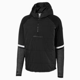 BMW Motorsport evoKNIT Knitted Men's Sweater, Puma Black, small-IND