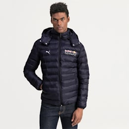 Red Bull Racing Eco PackLite Men's Down Jacket, NIGHT SKY, small