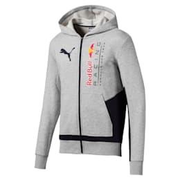 RBR Logo Hooded Men's Sweat Jacket