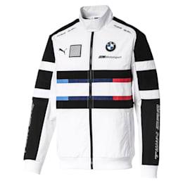 Geweven BMW Motorsport street-jack voor mannen