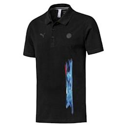 Camiseta estampada tipo polo BMW M Motorsport Life para hombre