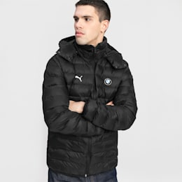 BMW Motorsport Eco PackLite Men's Jacket, Puma Black, small