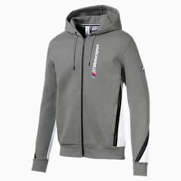 BMW M Motorsport Men's Hooded Sweat Jacket