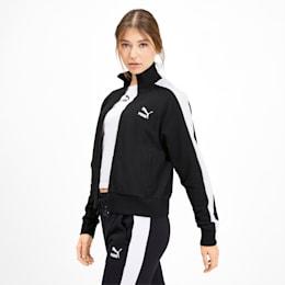 Track jacket T7 Classics donna, Puma Black, small