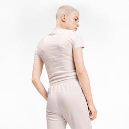 Pantalones deportivos Classics de poliéster para mujer, Pastel Parchment, pequeños