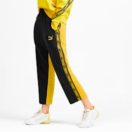 Classics Women's Track Pants, Sulphur, small