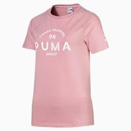 Top à manches courtes PUMA XTG Graphic pour femme