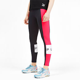 PUMA XTG Women's Leggings, Pink Alert, small