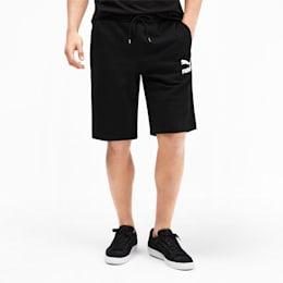 Shorts con logo Classics uomo, Puma Black, small