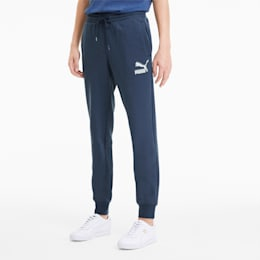 Classics Men's Cuffed Sweatpants, Dark Denim, small