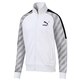 T7 All-Over Printed Men's Track Jacket