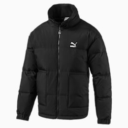 Classics Hooded Men's Down Jacket