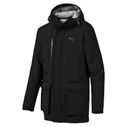 Epoch Storm Hooded Men's Down Jacket