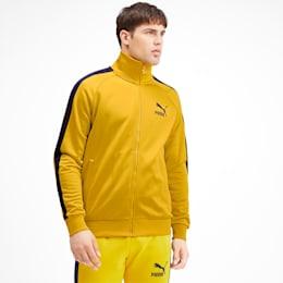 Casaco desportivo Iconic T7 para homem, Sulphur, small