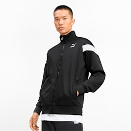Iconic MCS Men's Track Jacket, Puma Black, small