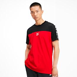 Meska koszulka z krótkim rekawem PUMA XTG, High Risk Red, small