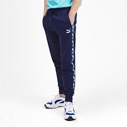PUMA XTG Knitted Men's Sweat Pants, Peacoat, small