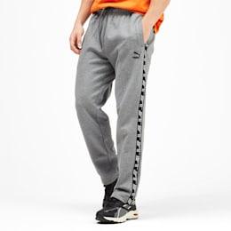 PUMA XTG Men's Sweatpants, Medium Gray Heather, small