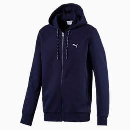 Epoch Long Sleeve Full Zip Men's Hoodie