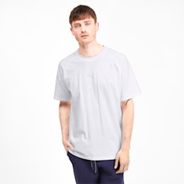 Epoch Men's Tee, Puma White, small