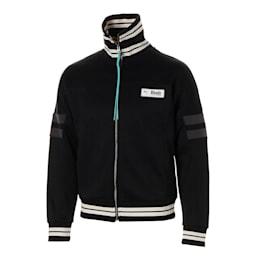 Track jacket PUMA x RHUDE XTG uomo, Puma Black, small