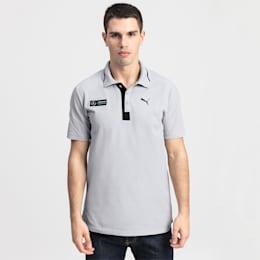 Mercedes AMG Petronas Men's Polo Shirt, Mercedes Team Silver, small
