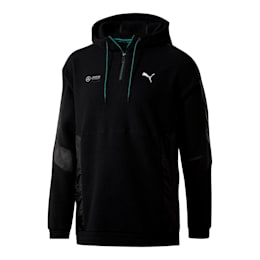 Mercedes AMG Petronas RCT Tech Fleece Men's Pullover